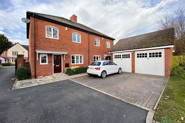 3 bed semi-detached house for sale in Overslade Road, Shirley, Solihull B91