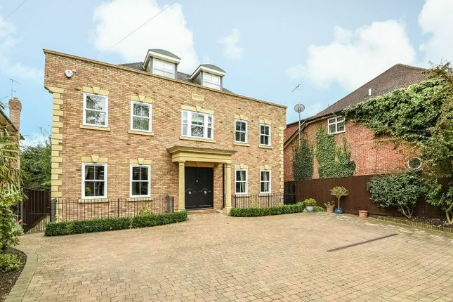 Thumbnail Detached house for sale in Hedgeside Road, Northwood