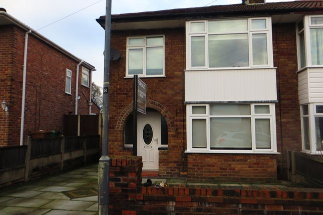 Thumbnail Semi-detached house to rent in Consett Road, Nutgrove, St Helens
