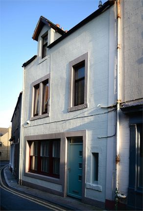 Thumbnail Town house for sale in Chapel Street, Eyemouth, Scottish Borders