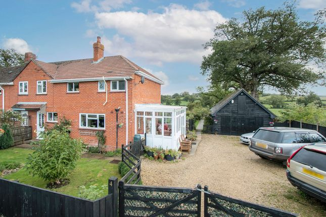 Thumbnail End terrace house for sale in Twyford, Shaftesbury