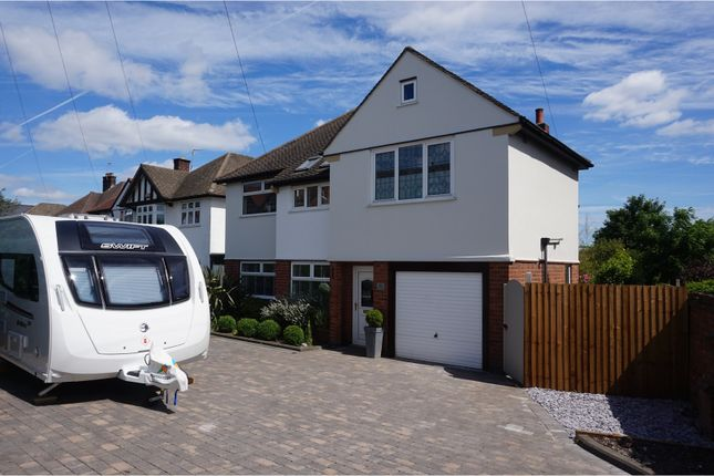 Thumbnail Detached house for sale in Heanor Road, Ilkeston