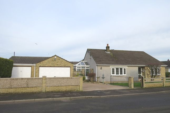 Thumbnail Detached bungalow for sale in Pearson Close, Moor Row, Cumbria