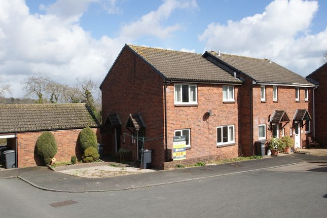 Thumbnail End terrace house for sale in Haytor Avenue, Paignton