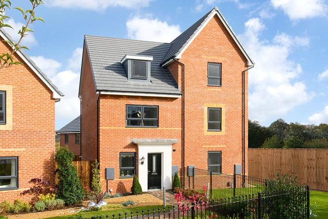 """Thumbnail Terraced house for sale in """"Kingsville"""" at Highfield Lane, Rotherham"""