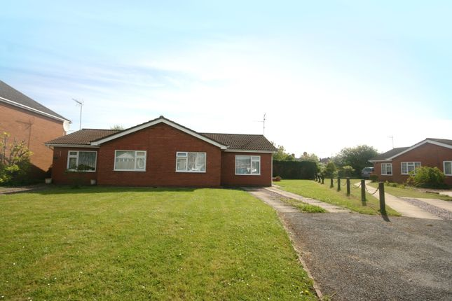Thumbnail Semi-detached bungalow to rent in Mansell Close, Spalding
