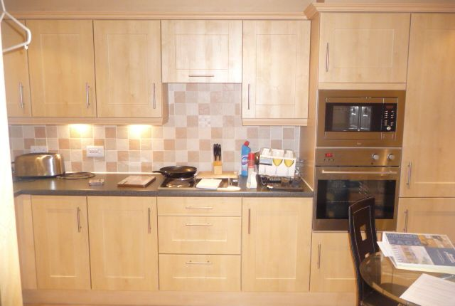 Kitchen of Victoria Mansions, Newton Drive, Blackpool FY3