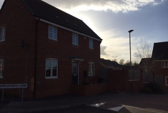 Thumbnail Detached house to rent in Ampleforth Lane, Hamilton, Leicester