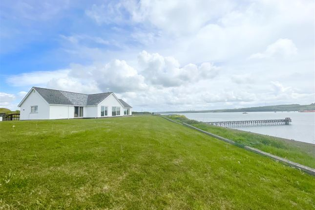 Thumbnail Detached bungalow for sale in Vicary Crescent, Milford Haven