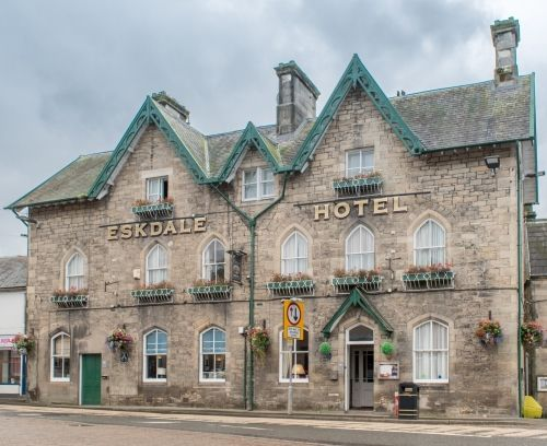 Thumbnail Hotel/guest house for sale in Langholm, Dumfries & Galloway