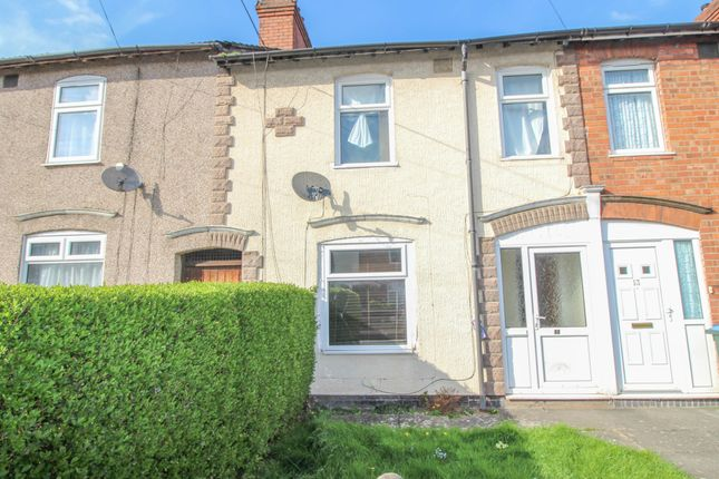 Thumbnail Terraced house for sale in Brightmere Road, Coventry