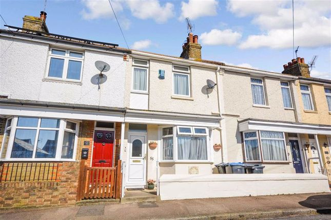 2 bed terraced house for sale in Victoria Avenue, Broadstairs, Kent CT10