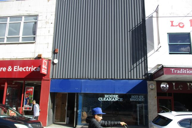 Thumbnail Retail premises for sale in Commercial Street, Newport