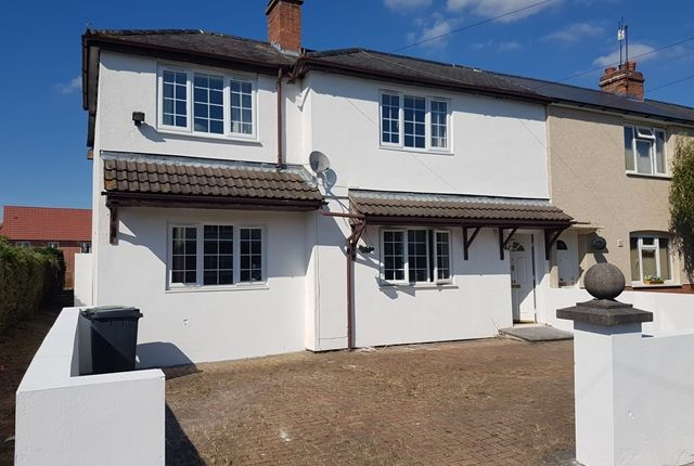 Thumbnail Semi-detached house to rent in Whitmore Road, St Johns, Worcester