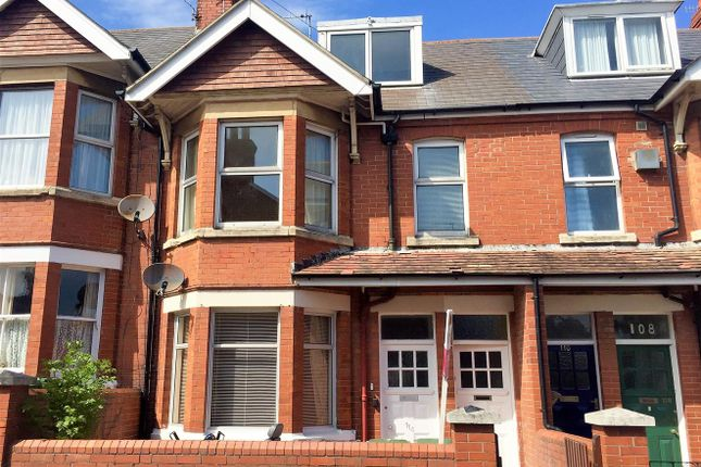 Thumbnail Flat to rent in St. Leonards Road, Weymouth