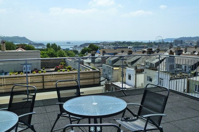 Flat to rent in Whitefield Terrace, Greenbank Road, Plymouth