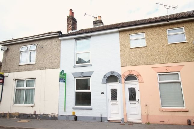 Thumbnail Terraced house to rent in New Road, Portsmouth