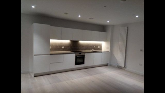 Thumbnail Flat to rent in Commodore House, Admiralty Avenue, London