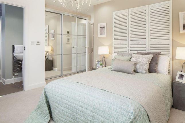 "Master Bedroom of ""Hadley"" at Spring Grove Gardens, Wharncliffe Side, Sheffield S35"