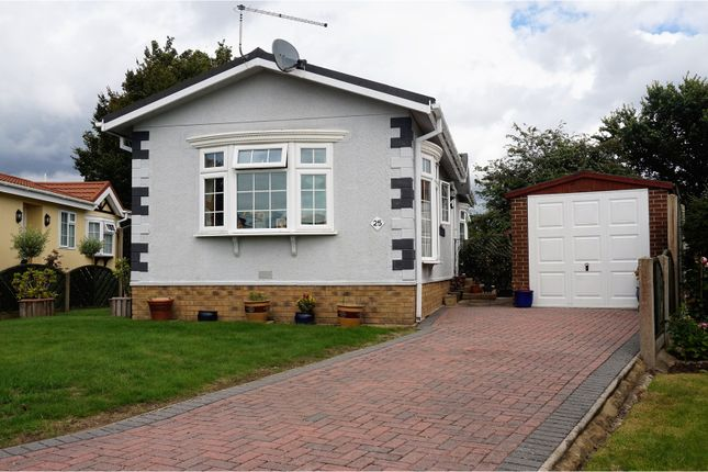 Thumbnail Mobile Park Home For Sale In Stour Bournemouth