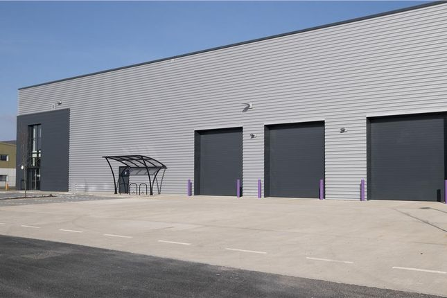 Thumbnail Industrial to let in Unit 1, Thatcham Park, Gables Way, Thatcham, Berkshire
