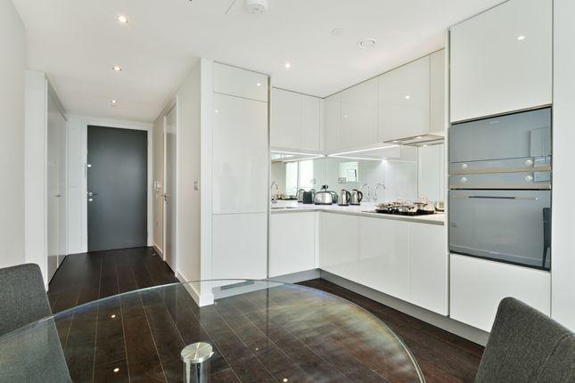 Kitchen of Sky Gardens, Wandsworth Road, Nine Elms SW8