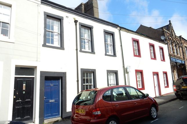 Thumbnail Terraced house for sale in Nook Street, Workington