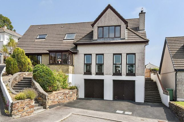 Thumbnail Detached house for sale in Helland Gardens, Penryn