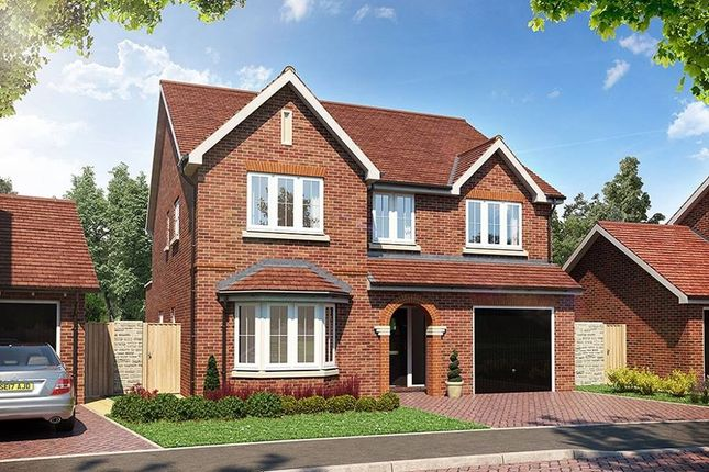 "Thumbnail Detached house for sale in ""The Pebworth"" at Gravel Lane, Drayton, Abingdon"