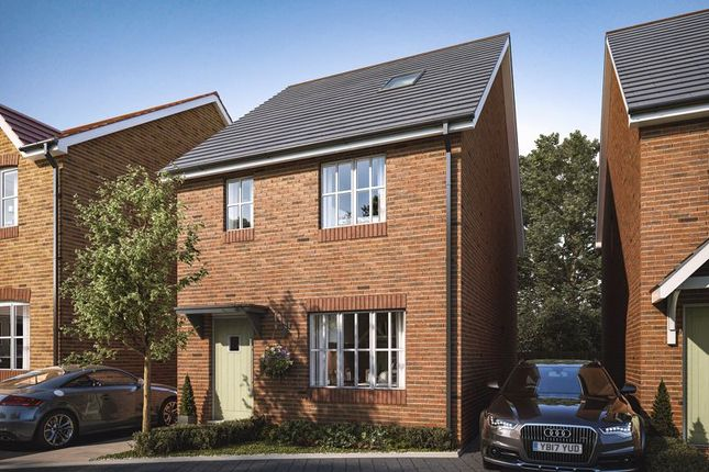 Thumbnail Detached house for sale in Plot 9, Sudbrook, Caldicot