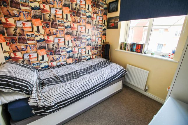 Bedroom Four of Wheelwright Way, Woodford Halse NN11