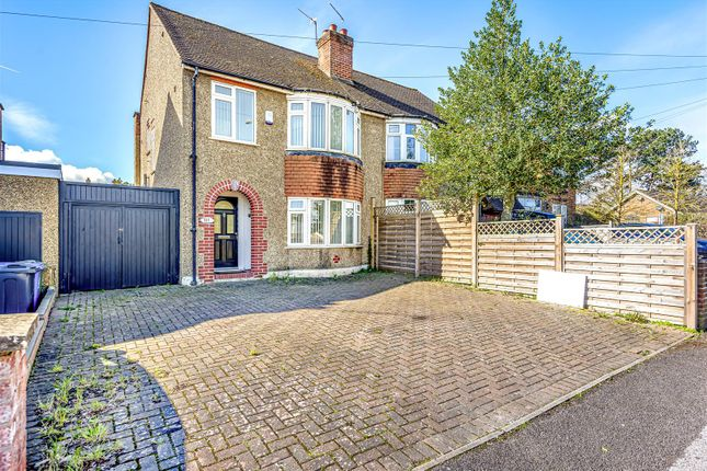 Semi-detached house for sale in Clewer Hill Road, Windsor