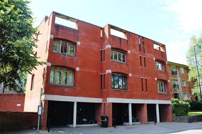 Thumbnail Town house for sale in Montague Place, Bristol