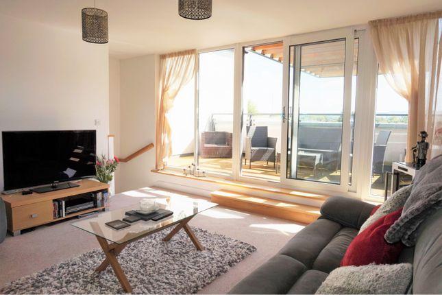 Living Room of Firepool View, Taunton TA1