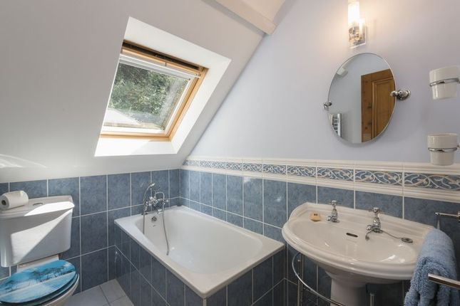 Bathroom 1 of Castle Drive, St. Mawes, Truro TR2