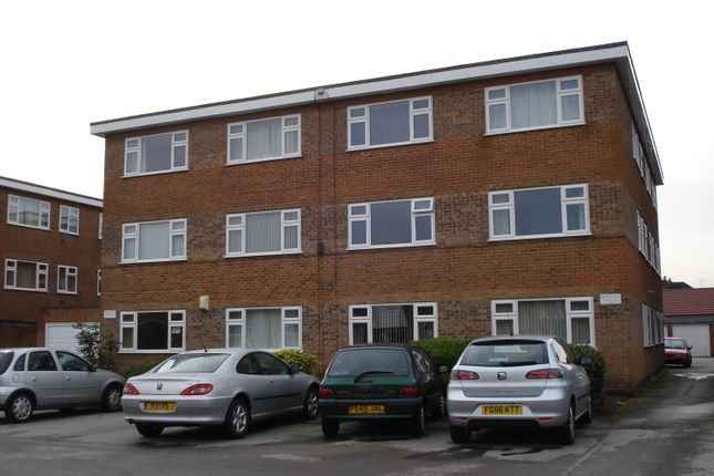 Thumbnail Flat to rent in Brentnall Court, Kirk Close, Chilwell