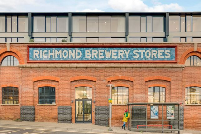 Thumbnail Flat for sale in Richmond Brewery Stores, 18 Petersham Road, Richmond