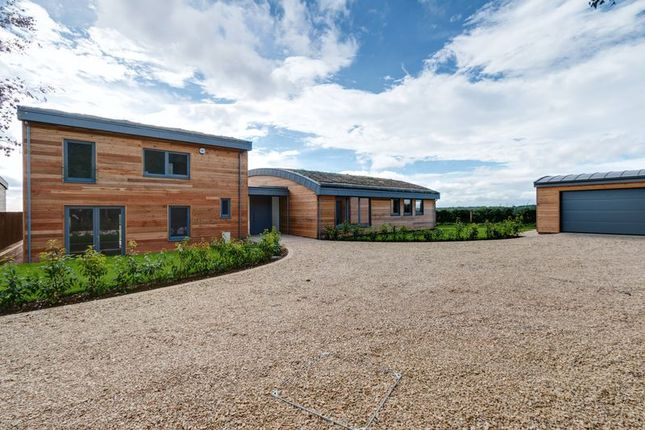 Thumbnail Detached house for sale in Hawcote Hill, Birdlip, Gloucester, Gloucestershire