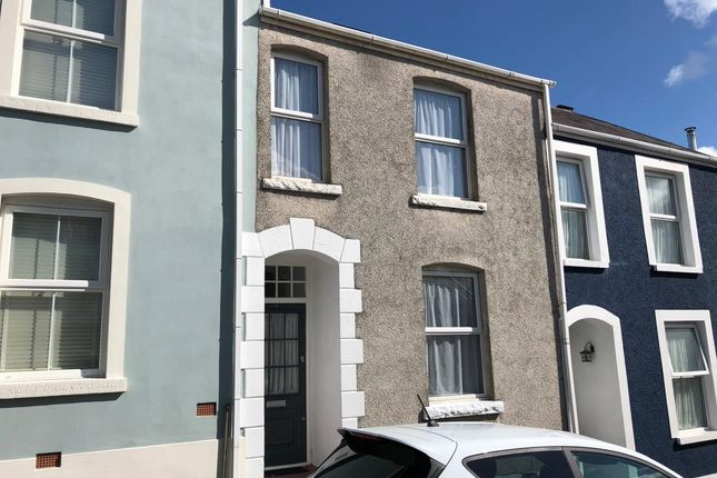 Thumbnail Terraced house to rent in Cambridge Street, Uplands, Swansea