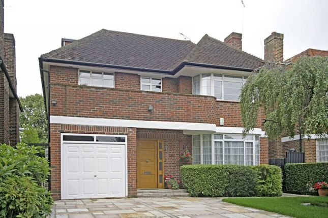 Thumbnail Property to rent in Spencer Drive, London