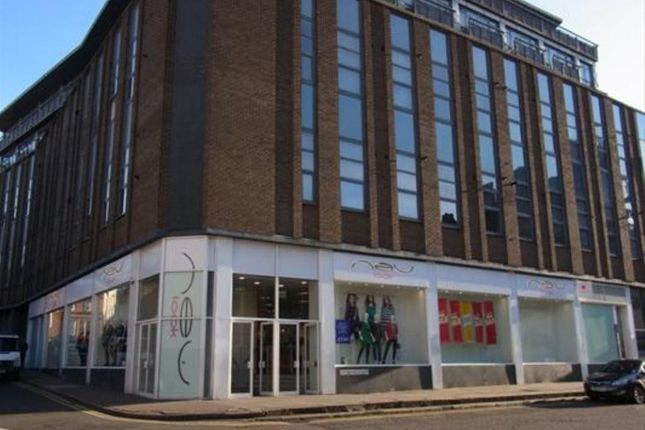 Thumbnail Flat to rent in Crusader House, Thurland Street, The City, Nottingham