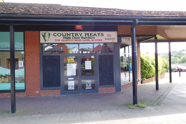 Thumbnail Retail premises to let in Trinity Square, Uttoxeter, Staffordshire