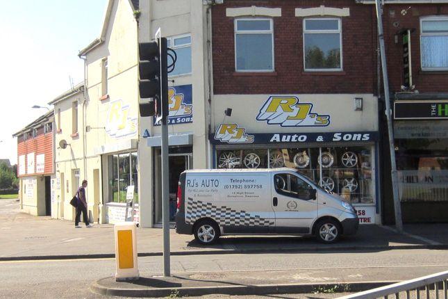 Thumbnail Flat to rent in High Street, Swansea