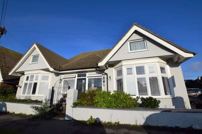 Thumbnail Bungalow for sale in Seaville Drive, Pevensey Bay