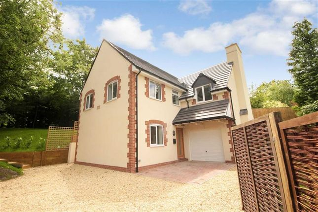 Thumbnail Detached house for sale in Callas Hill, Wanborough, Swindon