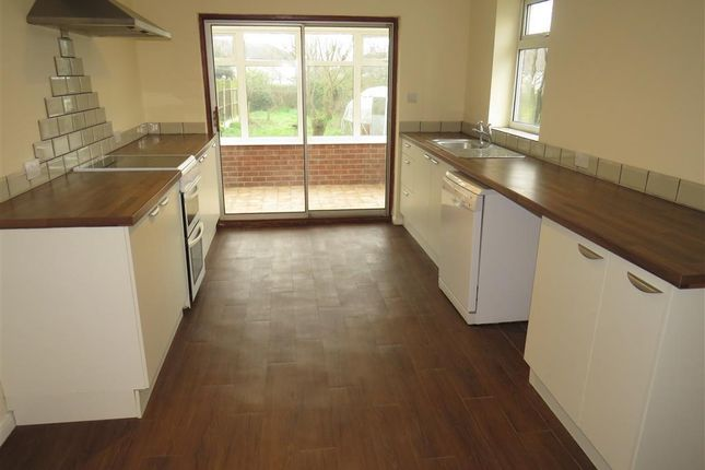 Thumbnail Semi-detached house to rent in Dulwich Road, Mackworth, Derby
