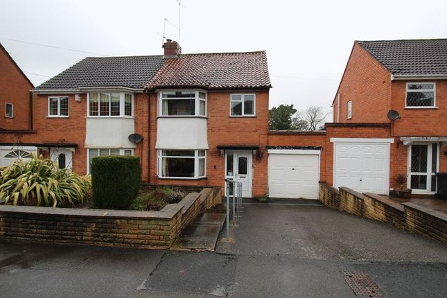 Thumbnail Semi-detached house for sale in Forge Mill Road, Redditch