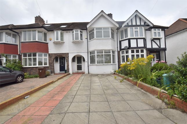 3 bed terraced house for sale in Windermere Avenue, London