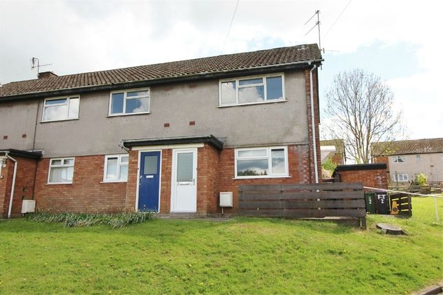 Thumbnail Flat for sale in Blodwen Road, New Inn, Pontypool