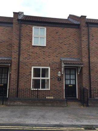 Thumbnail Terraced house to rent in Thornton?S Court, School Road, Preston